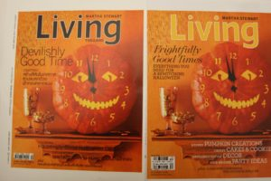 A comparison of covers - Living - Thailand and United States - October 2010