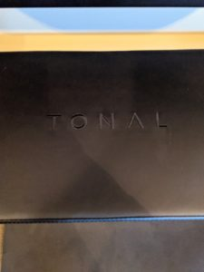 I am excited to use my Tonal home fitness system - stay tuned for more photos. What exercise keeps you busy and fit during this time at home? Share your comments with me below.