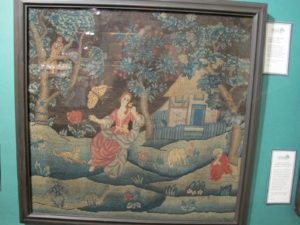 Stephen & Carol Huber - Old Saybrook, CT - America's Preeminent Source for Girlhood Embroideries  http://www.antiquesamplers.com/