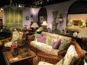 They specialize in Heywood Brothers and Wakefield Co. wicker furniture.