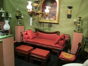 Charles and Rebekah Clark - Woodbury, CT - focus on collecting and dealing in fine formal American furniture of the Classical period, 1810-1840, with an emphasis on condition and quality.