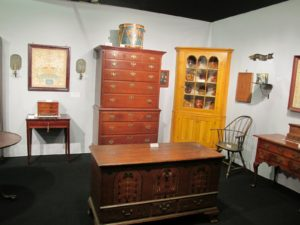 Steven F. Still Antiques - Elizabethtown, PA - specializes in American folk art, furniture, decorative arts, and collectibles.