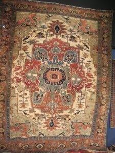 Oriental Rugs, Ld. - Old Lyme, CT - specializes in distinctive and interesting antique carpets in good condition.