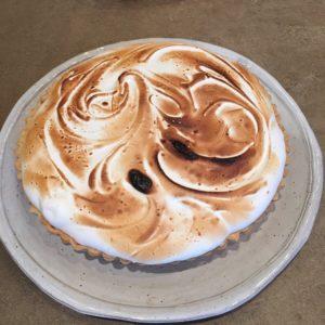 And, this is the Lemon Meringue Pie.