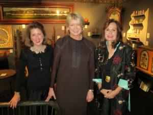 Nancy Glazer and Sherry Still