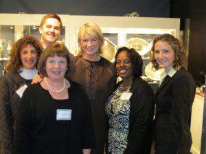 Chubb Insurance (MS has Chubb): Nancy Friedland, Joanne, Bellizeare, Dan Mills, Elizabeth Kaba
