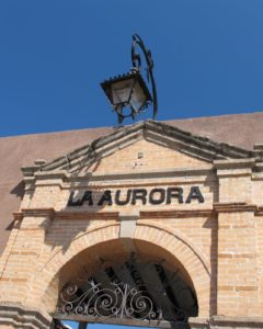 La Aurora was my favorite shopping area - so many antiques and art galleries.