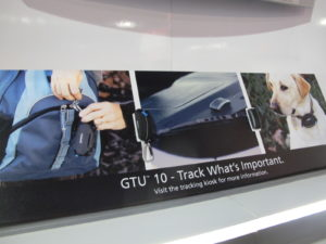 The GTU 10 - It has many applications and allows you to track anything, including your pet.