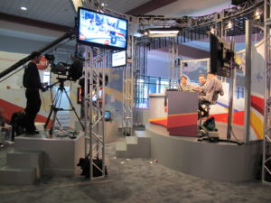 CNET and their broadcasting area