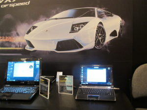 And how about their Lamborghini-inspired laptops?  I know that Eliad loved those.