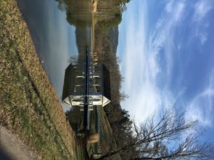 Here's a view of the Boathouse from the other direction.