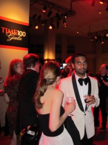 Aziz Ansari - actor, writer, and stand-up comedian