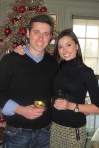 Kirk and Kristina