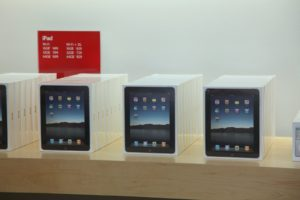 And the fabulous iPad - get them while they're still in stock!