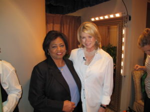 Shirley Sherrod, former Georgia Director of Rural Development for the Department of Agriculture, made a guest appearance on The View.