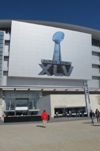 There is a lot of hype surrounding the 45th Super Bowl between the Pittsburgh Steelers and the Green Bay Packers.