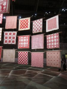 Quiltmakers used the art form to express their creativity within the confines of popular decorating trends.