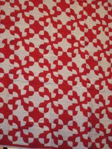 Some patterns look like op-art.