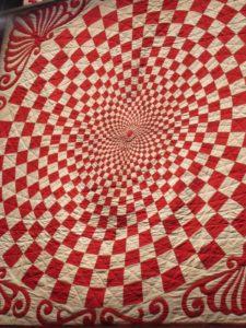 This amazing pattern is called Vortex.