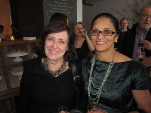 Lauren Shakley - Senior Vice President & Publisher of The Crown Illustrated Group - and Maya Mavjee - President and Publisher of The Crown Publishing Group