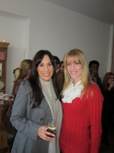 Stephanie Roberts - Charles Koppelman's Executive Assistant and Melanie Lynch - one of my Executive Assistants