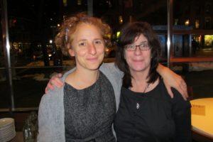 Sarah Carey - AVP Food Editor MSL and Hannah Milman - SVP Executive Editorial Director Crafts