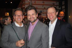 Eric Pike - EVP Creative Director, Daniel Boguszewski - Senior Art Director, Rich Fontaine - SVP Consumer Marketing
