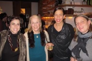 Darcy Miller Nussbaum - SVP Editorial Director Weddings, Suzanne Wall - AVP Customer Relations Director, Jodi Levine - Crafts Designer, Marcie McGoldrick - VP Editorial Director Holiday& Crafts