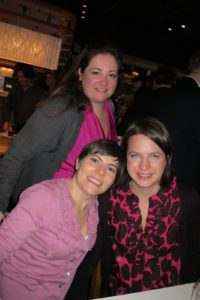 Kristen Wendling, Customer Relations Manager, Kim Dumer - Customer Relations Sr. Manager, and Jane Ventresca from our Events Team