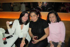 Lynn Goodwin - Purchasing Director, Adriana Weisberg - Hospitality Associate, and Nila Cabezudo - Accounts Payable Coordinator
