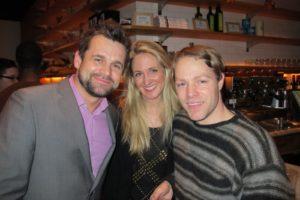 Dan, Rebecca Robertson - Decorating Editor MSL and Chip