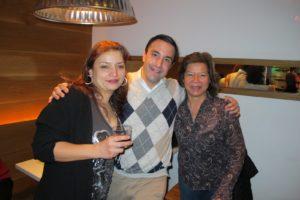 Aida Ibarra - Test Kitchen Assistant, Anthony Santelli - Senior Home Editor, and Yolanda Florez - Test Kitchen Assistant