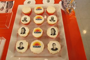 You can even have photos printed on edible paper to decorate the tops of cupcakes!