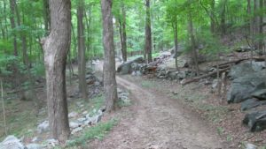 These lovely trails are open to hikers and equestrians, but bicycles are not permitted.