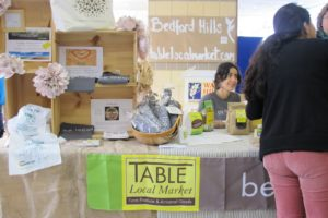 I also posted a blog about Table Local Market, a wonderful food establishment that has a mission to sell artisanal quality goods from the regional area.