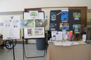Bedford Audubon offered a lot of information about birds found in the area.