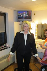 All fixed up and ready for David Letterman