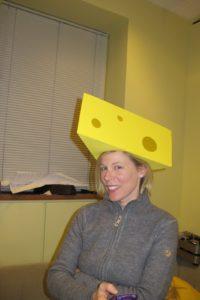 Cheesehead Jocelyn
