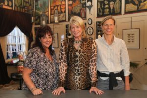 Christina Deyo - Supervising Producer, me, and Lisa Rechsteiner - Executive Producer