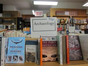 A wonderful selection of archaeological books