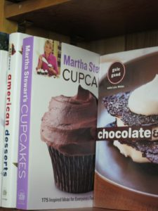 Martha Stewart Cupcakes came out in 2009 and spent 11 weeks on the New York Times bestseller list!
