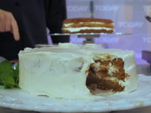 What could be better than carrot cake with cream cheese icing?