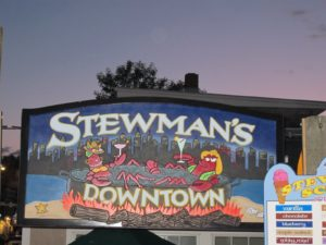 Stewman's Downtown in Bar Harbor http://www.stewmanslobsterpound.com/ is a great oceanfront lobster pound.