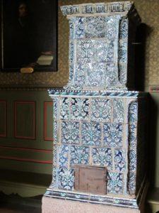 A more decorative stove