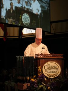 Faculty Speaker - Joseph DePaola, Lecturing Instructor Culinary Arts