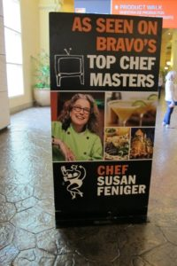 "Chefs Susan Feniger and Mary Sue Milliken, Food Network's ""Too Hot Tamales"", spice it up for their patrons."