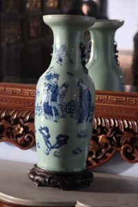 A very beautiful Japanese vase