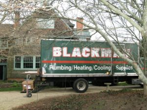 Blackman is the big distributor for Weil-McLain products, as well as other major brands of boilers, radiation, water heaters, unit heaters, furnaces, and other types of heating products.
