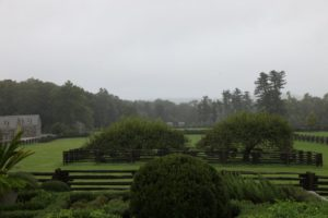 After the storm - calm and worry - It was not over, as the tail end of Irene was still to come!