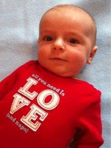 Jackson, 3 months